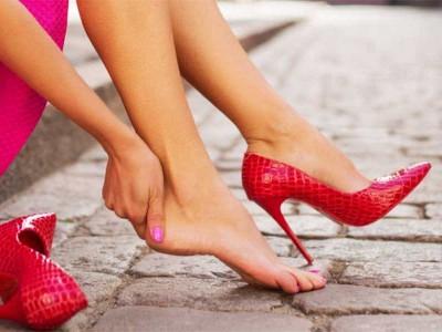 Picioare fericite și sănătoase pentru vară
